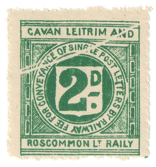 IB Cavan Leitrim Amp Roscommon Light Railway Letter 2d